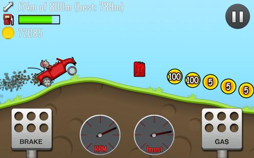 Hill Climb Racing v1.17.0 Unlimited Money