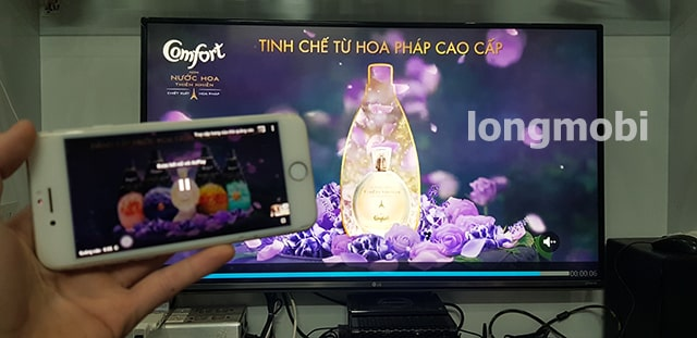 thiet bi hdmi khong day anycast mx18plus