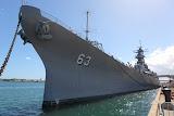 The USS Missouri (© 2010 Bernd Neeser)