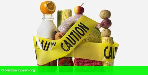Hình 1: Những loại hóa chất trong thực phẩm gây tăng cân