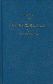Cover of Franz Hartmann's Book PARACELSUS And The Substance Of His Teachings