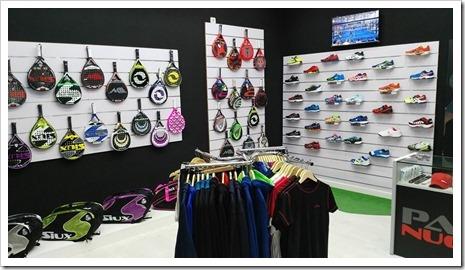 El Grupo Padel Nuestro inaugura una nueva tienda en Cieza (Murcia).