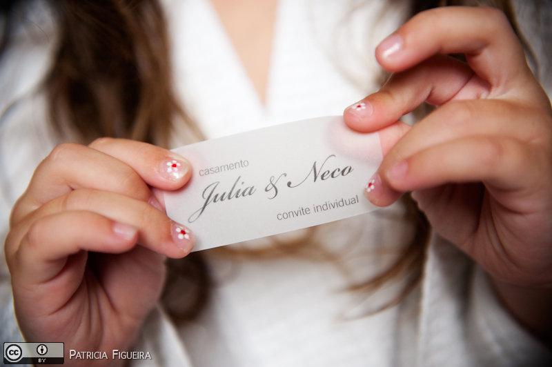 Foto de casamento 0019 de Julia e Erico. Marcações: 05/12/2009, Casamento Julia e Erico, Convite, Convite de Casamento, Gizela Studio 311, Rio de Janeiro.