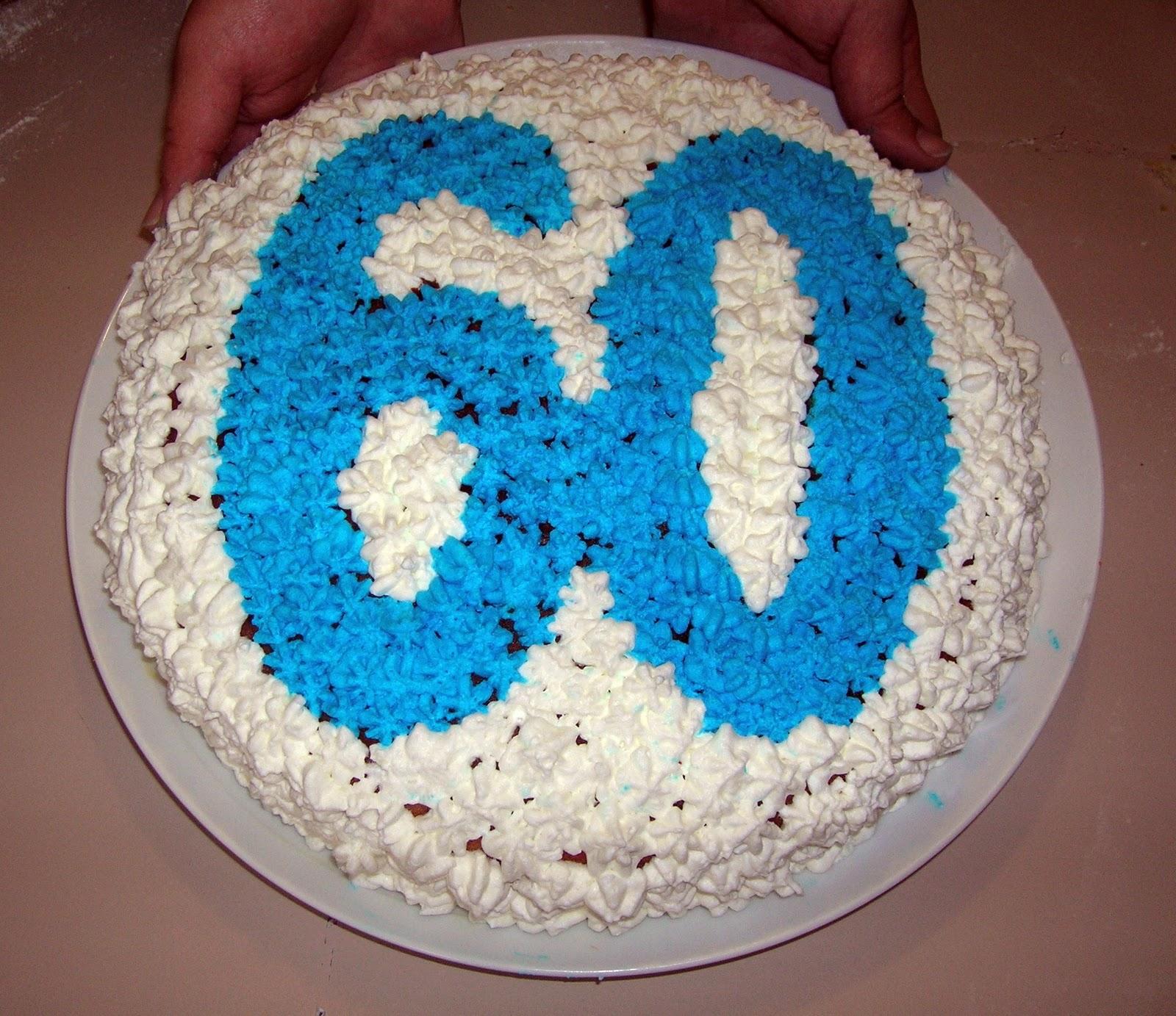 Conosciuto Torta di compleanno60 anni! - Sweet and Salty Corner ES38