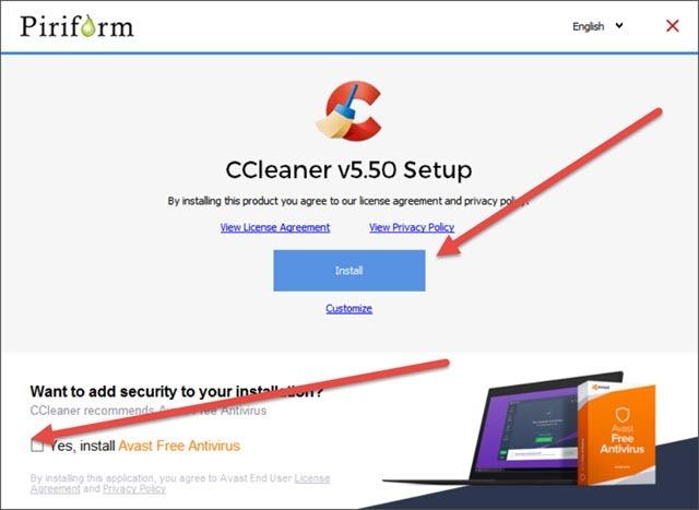 ccleaner-installazione