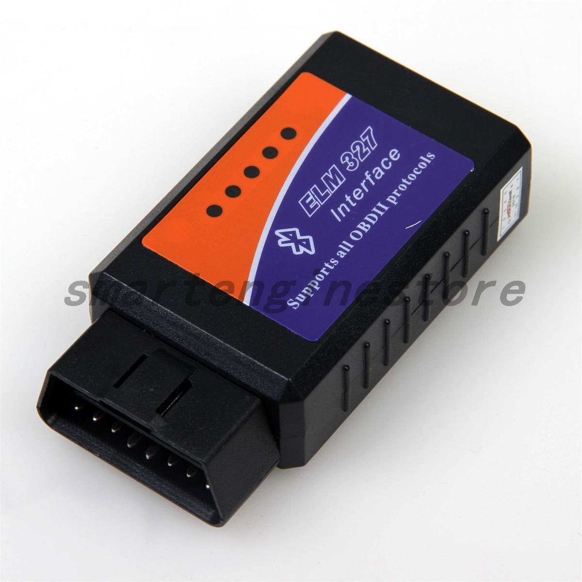 elm327 bluetooth obd2 obdii interface diagnostic scanner. Black Bedroom Furniture Sets. Home Design Ideas
