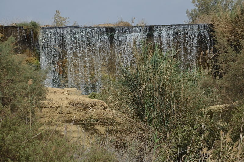 wadi-el-rayan-waterfalls-7