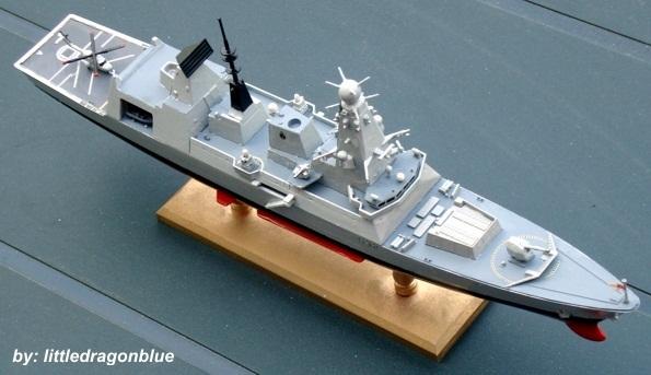 Contratorpedeiro - HMS Daring D32