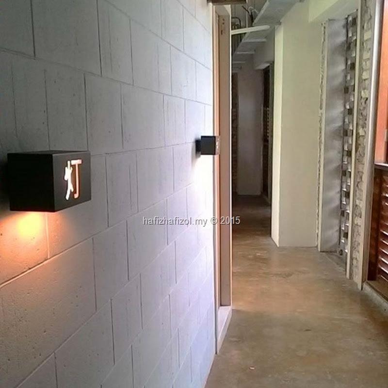 Lantern Hotel-Hotel Bajet di Petaling Street,Kuala Lumpur