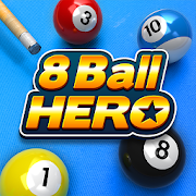 IOS MOD JB Game 8 Ball Hero VAll Versions MOD FOR IOS | UNLIMITED CASH