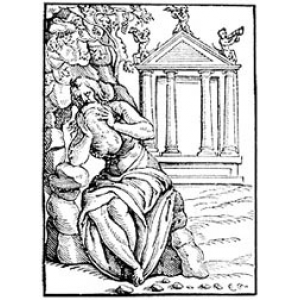 Saturn Swallowing The Stone Substituted For Jupiter, Gods And Goddesses 1