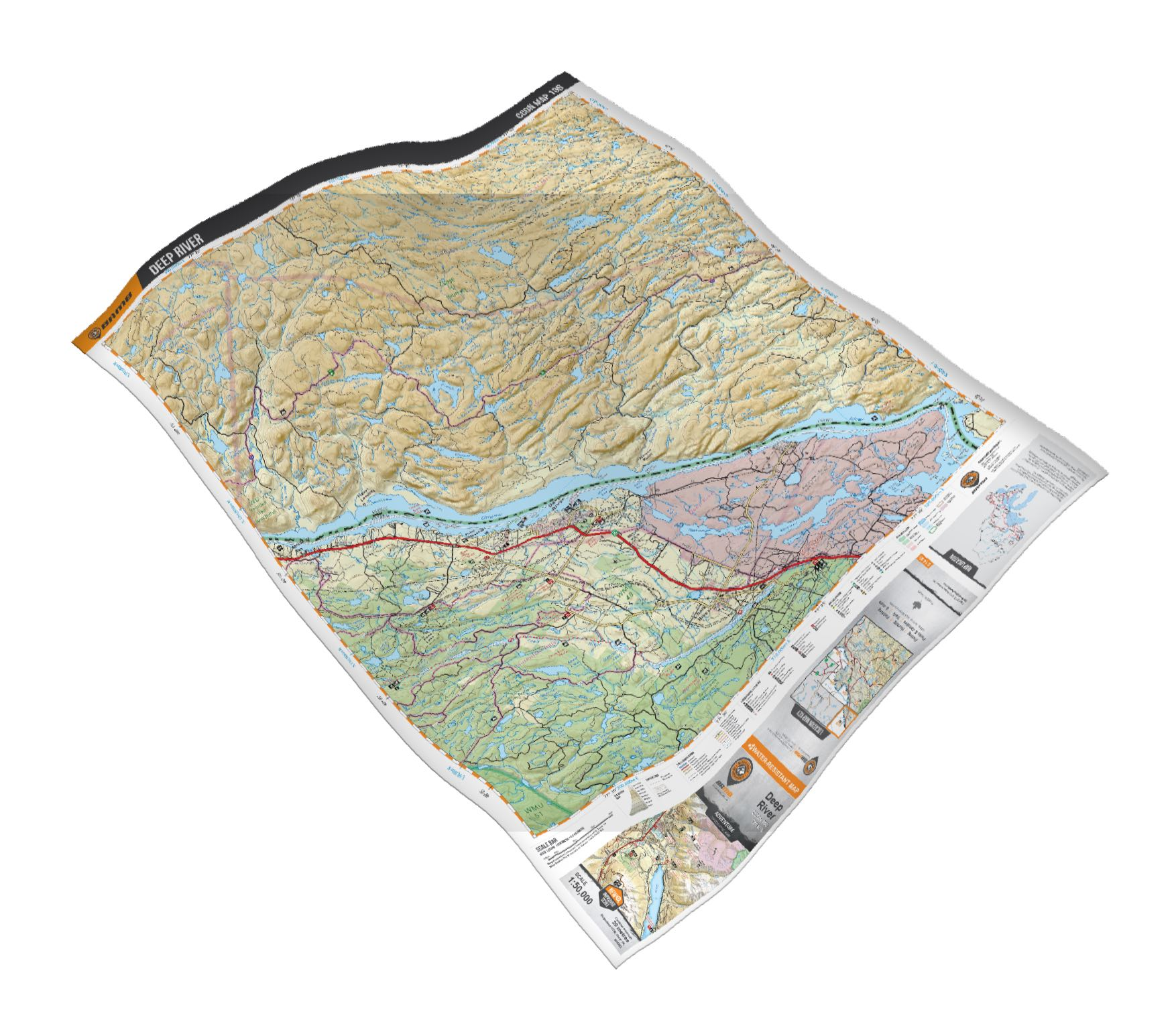 Brmb blog zoom in to your hunting hot spot with brmb topo maps in our backroad mapbooks our topo maps come on durable water resistant paper and can be folded up to fit in your front pocket so you can take them fandeluxe Images