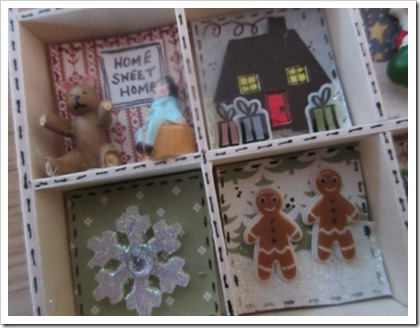 Christmas Mini Printers Tray Decoration