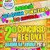 Vem aí 2° Concurso Regional de Quadrilha Junina em Igarapé Grande