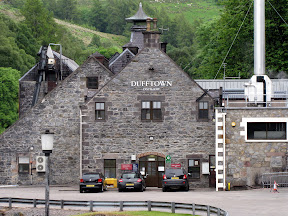 if you're drinking a Scotch, there's like a 60% chance it was distilled in-or-around Dufftown