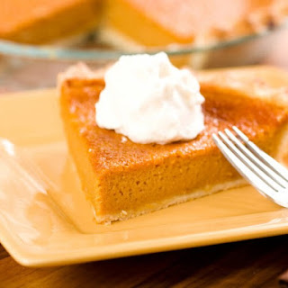 North Carolina's Favorite Sweet Potato Pie.