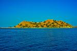 Random island between Flores and Rinca