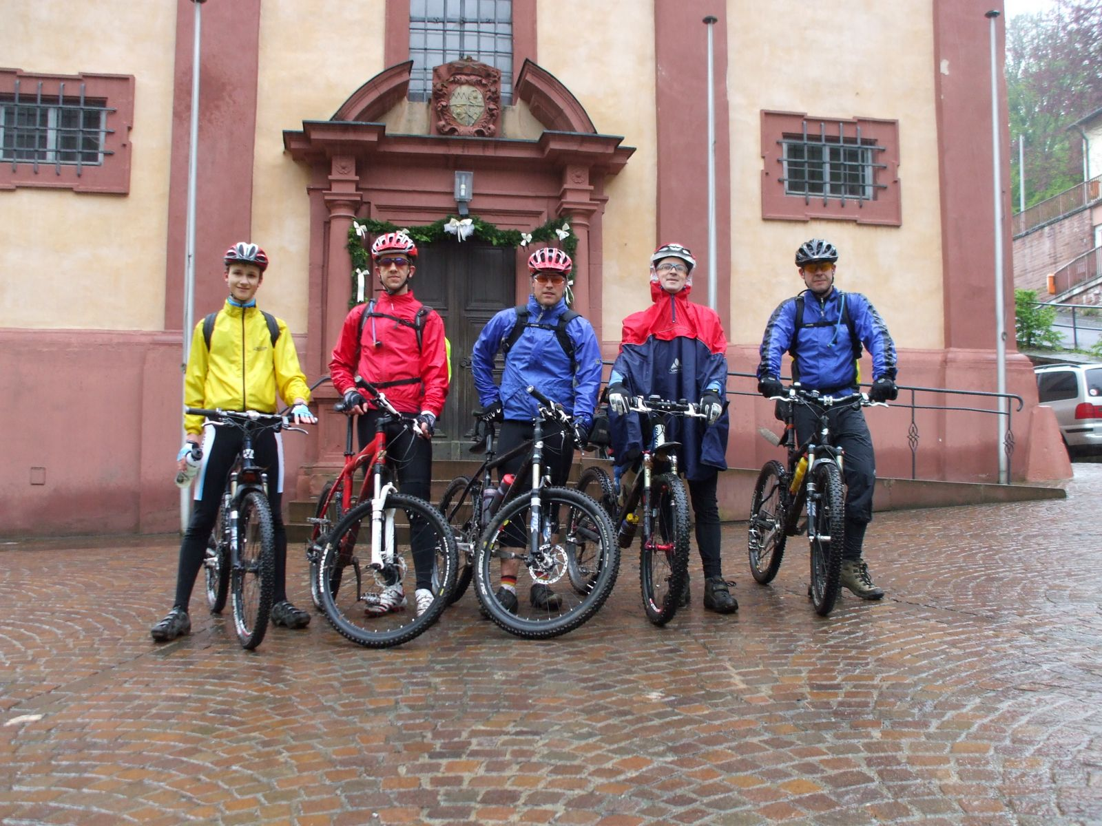 Trail-Highlights mit Tour-Guide Manfred