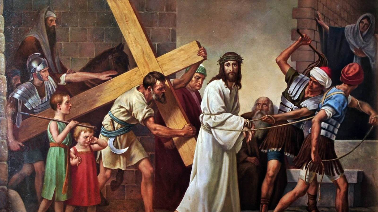 Vác thập giá mình hằng ngày (18.02.2021 – Thứ Năm sau Lễ Tro)
