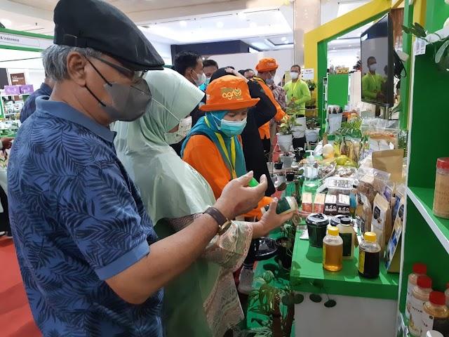 The 2nd MIA Preneur Expo 2021 Sukses Promosikan Berbagai Produk Unggulan PWMP