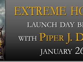 New Release: Extreme Honor (True Heroes #1) by Piper J. Drake + Teaser, Excerpt, and GIVEAWAY