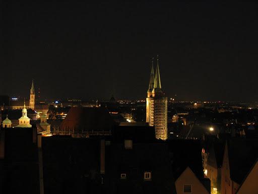 Nurnberg ny night