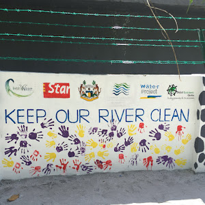 Sg Kinta River Clean-up with Do Good, Volunteer (CmE)