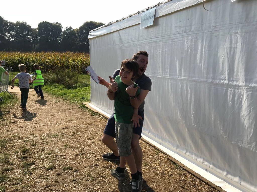 De Kikkers naar het maïsdoolhof - IMG_8347.JPG