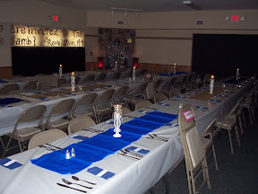 The Banquet Tables