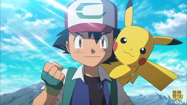 Xem Phim Pokemon Movie 20: Tớ Chọn Cậu! - Pokémon The Movie: I Choose You! - phimtm.com - Ảnh 1