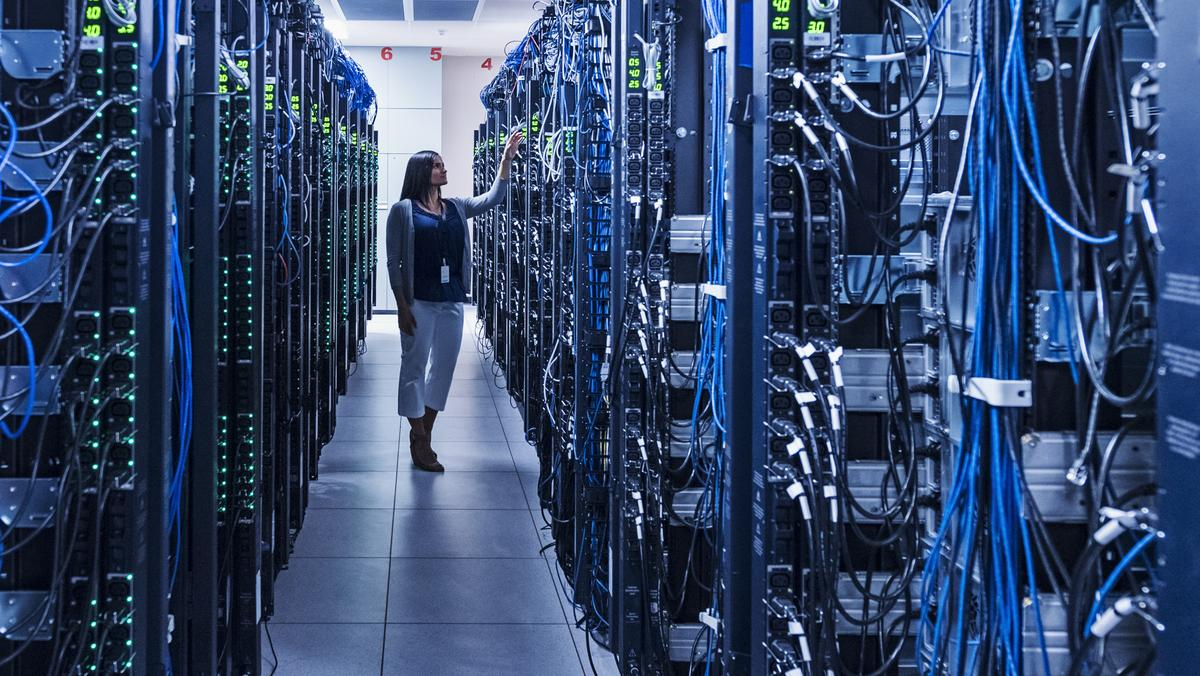What is a server and how does it work?