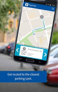 ParkTAG Social Parking- screenshot thumbnail