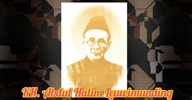 """Kitab Nazham """"Sejarah Besar Nahdlatul Ulama (NU)"""" Karangan KH. Abdul Halim Leuwimunding"""