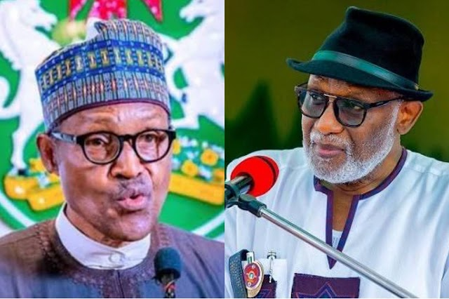 Presidency Questions Akeredolu's Decision, Says Herdsmen can't Leave Ondo state