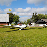 3 nye fly på stribe