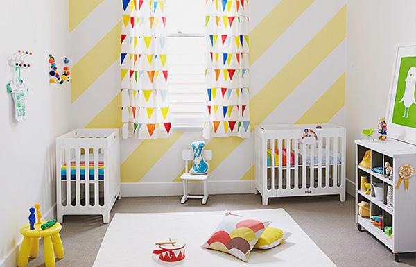 2015 Bebek Odası İçin Fikir ve Öneriler