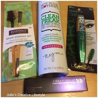 Makeup Haul @ Julie's Creative Lifestyle