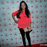 WWW.ENTSIMAGES.COM -   Binky; Alexandra Felstead  arriving at    Diet Coke Private Party  a Sketch Conduit Street  London January 30th 2013                                                    Photo Mobis Photos/OIC 0203 174 1069