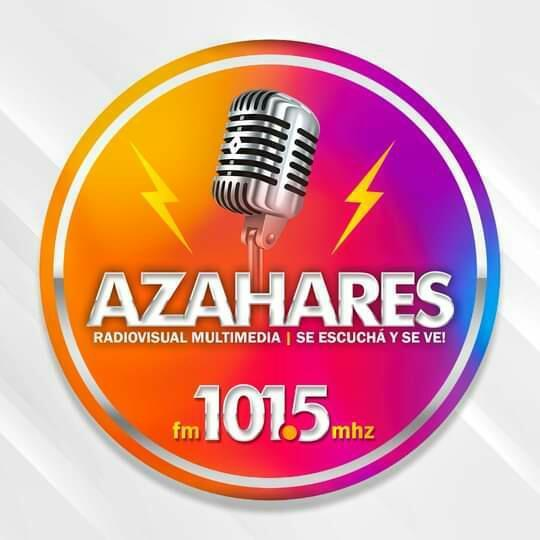 Logo Azahares Radio Multimedia