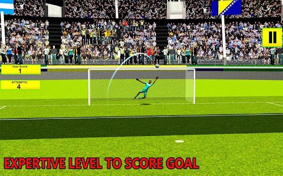 ... Perfect Football Penalty Kicks Soccer Flick Shoot poster ...