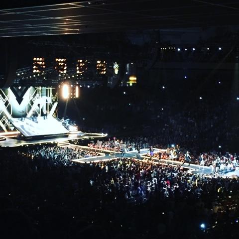 Madonna Rebel Heart Tour Tokyo