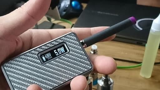 DSC 3548%255B9%255D thumb%255B2%255D - 【DT】「とっちゃんDT」Chad Works × Scull Bomb Vapersコラボ、「VC02 Tips」 VAPORCLOUDコラボモデルレビュー。おまけでプルームテックのニコチンドリップチップ二種PLUS「plus v2」プラス「For KN.Ry drip tip」比較【ドリップチップ/小物/チャドワークス/Ploomtech】