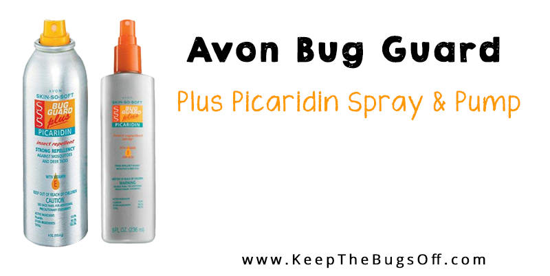 Avon Bug Guard plus Picaridin can be purchased over at my Avon Representative Webiste. Click to order here.