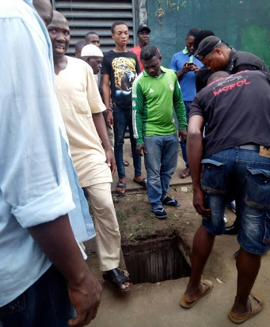 Another Kidnapper's' Den Discovered Near Ikeja (Photos)