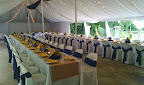 Marquee Tent with U-Shaped Seating