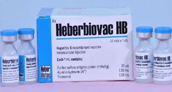 Vắc xin Heberbiovac HB