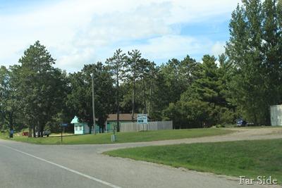 Old Motel in Osage