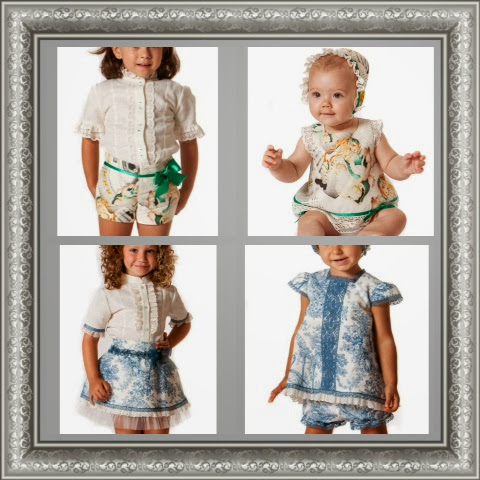 Dainty Delilah Traditional Childrens Wear Alves Spanish Baby