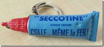 Sécotine colle