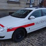 military police in Copenhagen, Copenhagen, Denmark